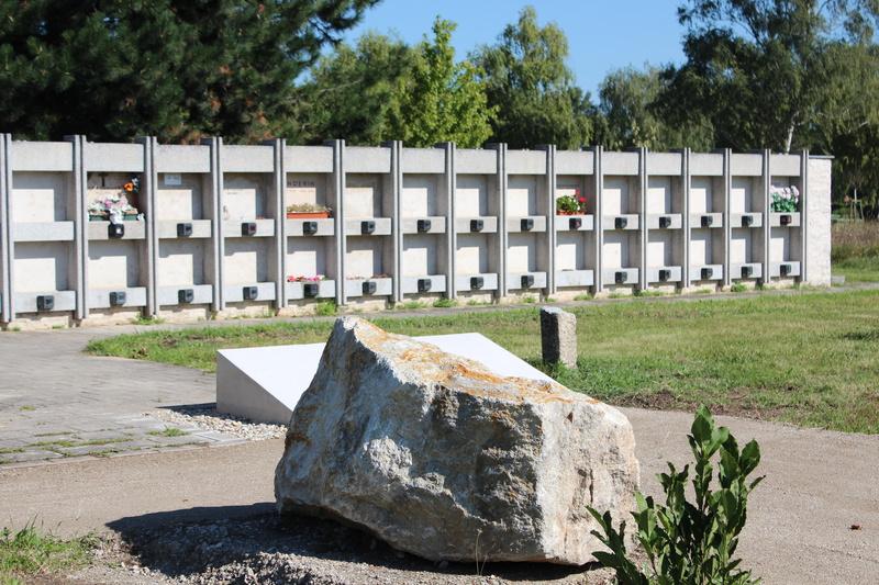 neuer urnenpark am stammersdorfer zentralfriedhof er ffnet. Black Bedroom Furniture Sets. Home Design Ideas