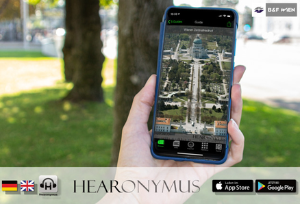 Discover the Vienna Central Cemetery with your Smartphone
